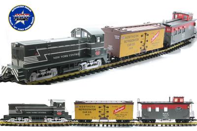 [USA Trains]72304 NW-2 TRAIN SET ..