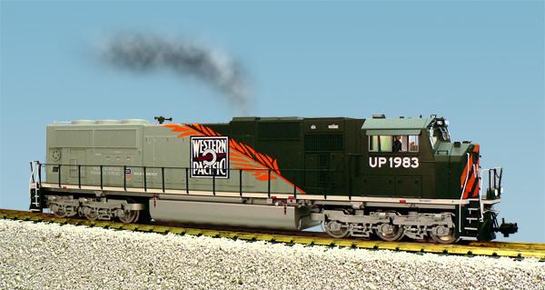 [USA Trains]22617 SD70 MAC UP