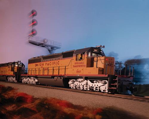 [USA Trains]22302 SD40-2 Union Pa..
