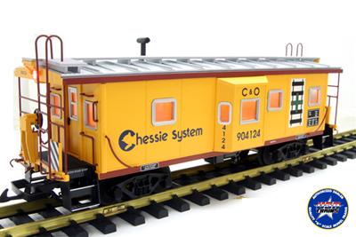 [USA Trains]12056 Chessie-Yellow/..