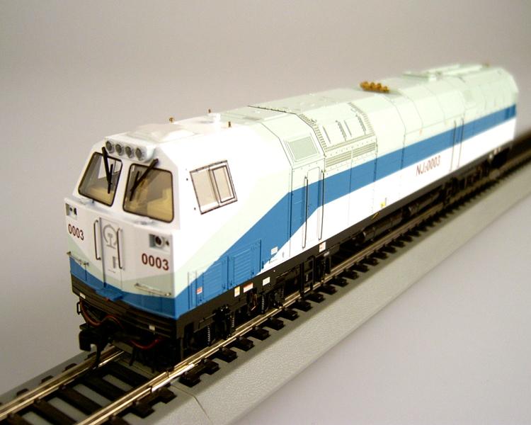 [BACHMANN]CD00403 NJ2..