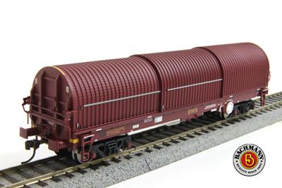 [BACHMANN]37-625  BYA Wagon